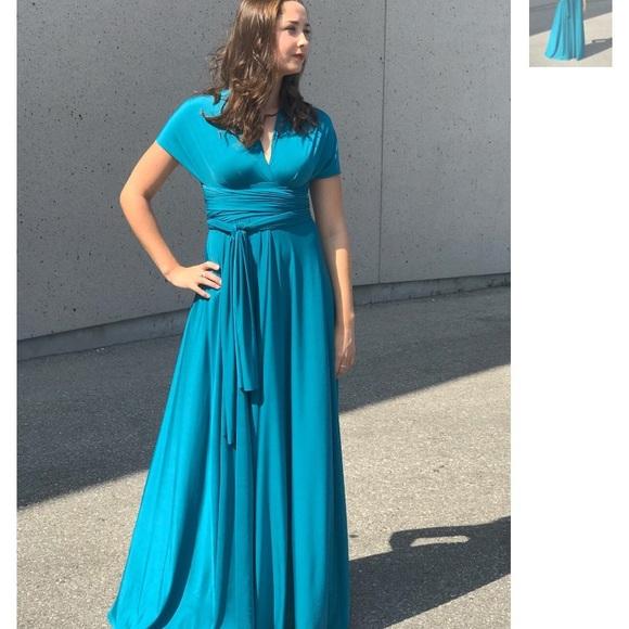 d3ce7f6c6b3e Dresses   Henkaa Sakura Convertible Dress   Poshmark